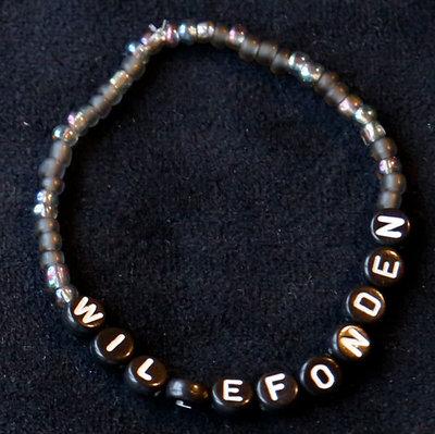 Bracelets Black/black